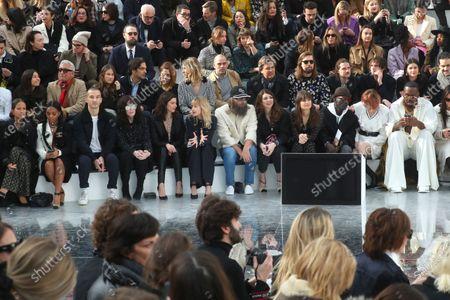 Editorial photo of Chanel - Runway - Paris Fashion Week Women F/W 2020/21, France - 03 Mar 2020