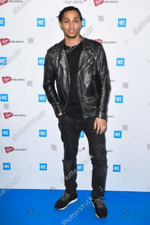 Editorial photo of WE Day UK, Arrivals, The SSE Arena, Wembley, London, UK - 04 Mar 2020