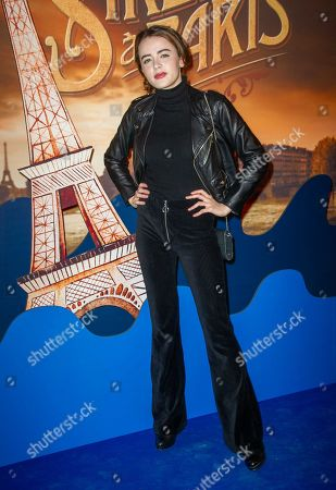 Editorial picture of 'A Mermaid in Paris' film premiere, Paris, France - 02 Mar 2020