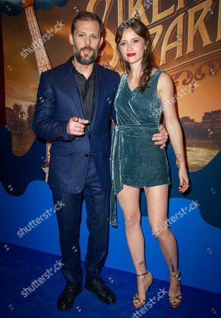 Editorial photo of 'A Mermaid in Paris' film premiere, Paris, France - 02 Mar 2020