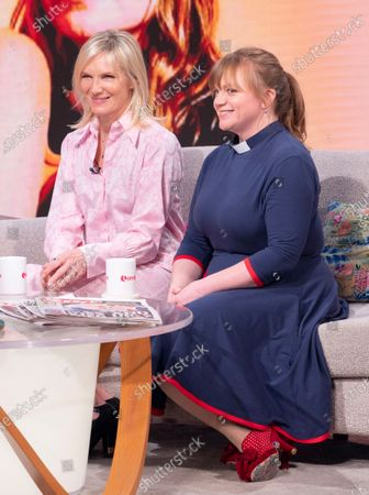 Jo Whiley and Kate Bottley