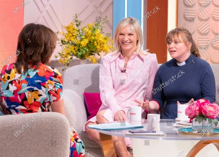 Lorraine Kelly, Jo Whiley and Kate Bottley