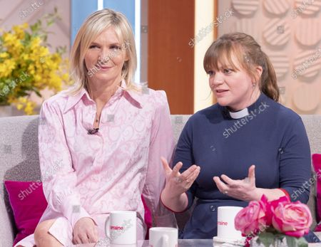 Stock Photo of Jo Whiley and Kate Bottley