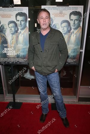 Editorial picture of 'The Burnt Orange Heresy' film screening, Los Angeles, USA - 02 Mar 2020