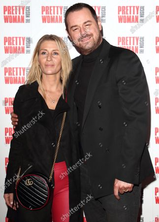 Editorial picture of 'Pretty Woman' musical, Arrivals, London, UK - 02 Mar 2020
