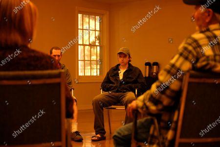 Dane Dehaan as Chris Lynwood