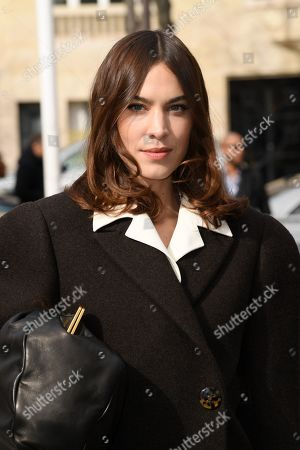Stock Picture of Alexa Chung