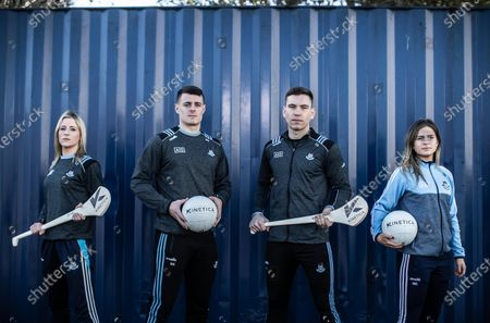 Kinetica Sports Nutrition, one of Ireland's leading sports nutrition brands, has proudly announced that it is the official sports nutrition partner to Dublin GAA which came into effect on January 1st 2020. The sponsorship extends across both football and hurling for senior men and under 20's and football and camogie for senior women and under 20's teams. . Tomás Quinn, Commercial and Marketing Manager, Dublin GAA: 'We are delighted to enter a sports nutrition partnership with Kinetica Sports. As a leading Irish brand in this area, where all products are batch tested and of the highest quality, we believe it will assist our players of all four codes to optimise their performance. We look forward to collaborating with them over the coming years. Sorcha Madigan, Business President Kinetica: 'As an Irish brand, we are thrilled to be able to support the atheletes that have brought our Gaelic games to new heights with a succession of triumphs over the last number of years. Of course there have been losses along the way but it's the resilience and dedication that these Irish men and women have shown that makes them an inspiration for younger players and the type of athletes we want to back going into 2020.'. Pictured today is (L-R) Laura Twomey (Camogie), Brian Howard (Football), Paddy Smyth (Hurling) and Martha Byrne (Ladies Football)
