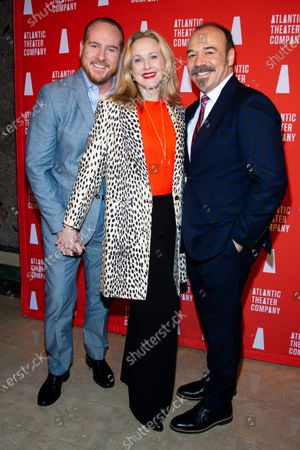 Editorial image of Atlantic Theater Company Presents 35th Annual Couples Choice Gala, New York, USA - 02 Mar 2020