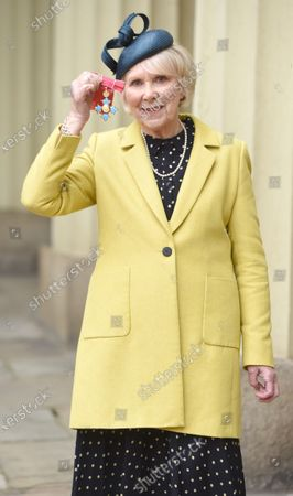 Editorial photo of Investitures at Buckingham Palace, London, UK - 03 Mar 2020