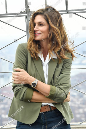 Stock Photo of Cindy Crawford