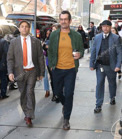 Editorial photo of 'Good Morning America' TV show, New York, USA - 03 Mar 2020
