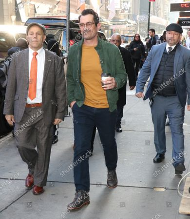 Editorial image of 'Good Morning America' TV show, New York, USA - 03 Mar 2020
