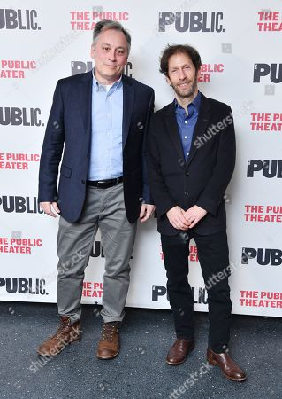 David Aaron Baker and Tim Blake Nelson