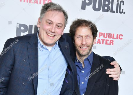 Editorial photo of 'Coal Country' Off Broadway play Opening Night, Arrivals, New York, USA - 03 Mar 2020