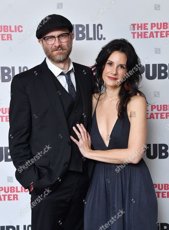 Editorial image of 'Coal Country' Off Broadway play Opening Night, Arrivals, New York, USA - 03 Mar 2020