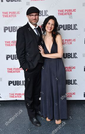 Editorial picture of 'Coal Country' Off Broadway play Opening Night, Arrivals, New York, USA - 03 Mar 2020