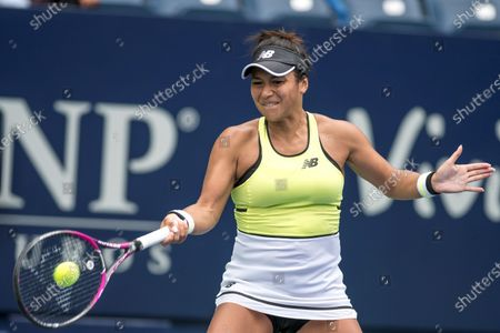 Editorial photo of Monterrey Tennis Open, Mexico - 03 Mar 2020