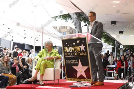 Editorial picture of Susan Stamberg honored with Walk of Fame star ceremony, Los Angeles, USA - 03 Mar 2020