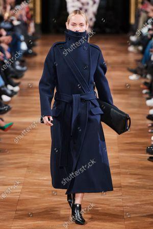 Editorial photo of Stella McCartney show, Runway, Fall Winter 2020, Paris Fashion Week, France - 02 Mar 2020