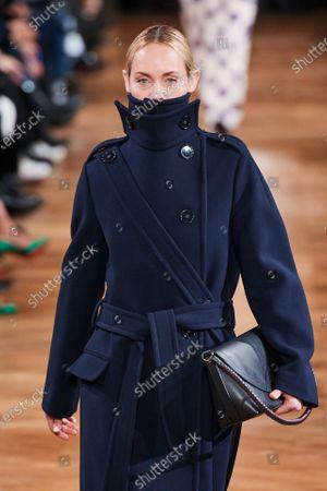 Editorial image of Stella McCartney show, Runway, Fall Winter 2020, Paris Fashion Week, France - 02 Mar 2020