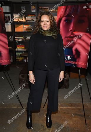 """Luna Lauren Velez attends a special screening of """"Swallow"""" at NeueHouse Madison Square, in New York"""