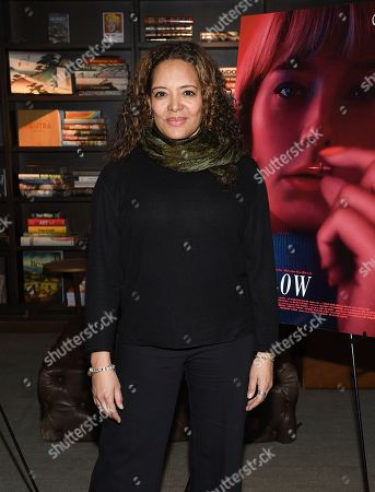 """Stock Photo of Luna Lauren Velez attends a special screening of """"Swallow"""" at NeueHouse Madison Square, in New York"""