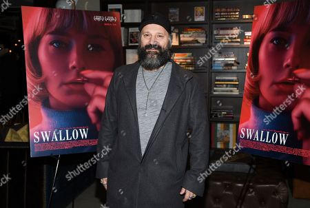 "Laith Nakli attends a special screening of ""Swallow"" at NeueHouse Madison Square, in New York"