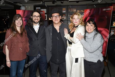 """Editorial image of NY Special Screening of """"Swallow"""", New York, USA - 03 Mar 2020"""