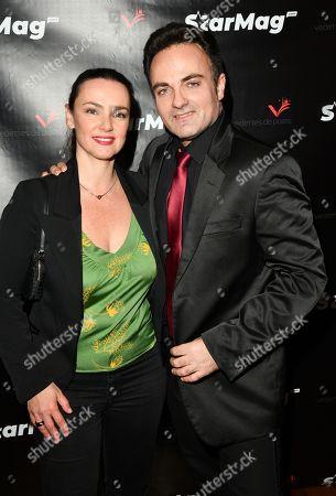 Delphine Zentout and Laurent Amar