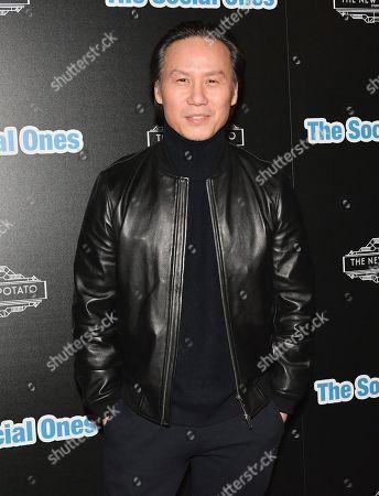 Stock Image of BD Wong