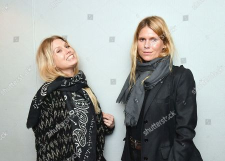 Theodora Richards and Alexandra Richards