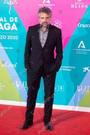 Editorial image of 23rd Malaga Film Festival cocktail party, Arrivals, Circulo de Bellas Artes, Madrid, Spain - 03 Mar 2020