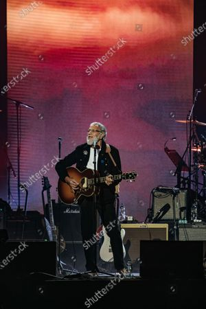 Editorial photo of 'Music For The Marsden' concert at the O2 Arena, London, UK - 03 Mar 2020