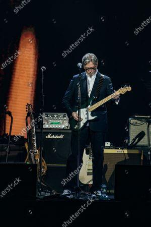 Stock Photo of Eric Clapton