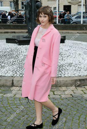Stock Picture of Mathilde Warnier