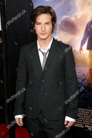 Editorial photo of 'The Lovely Bones' Film Premiere, Los Angeles, America - 07 Dec 2009