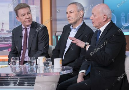 Andrew Pierce, Kevin Maguire and Iain Duncan Smith