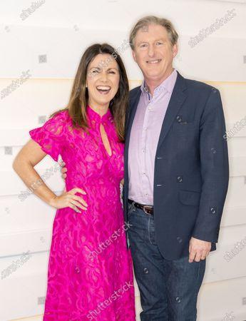 Editorial photo of 'Good Morning Britain' TV show, London, UK - 04 Mar 2020