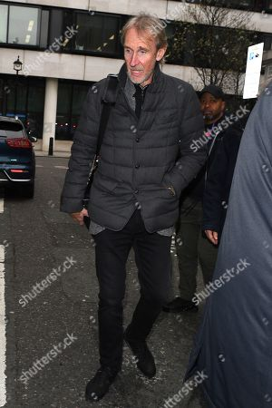 Editorial picture of Genesis out and about, London, UK - 04 Mar 2020