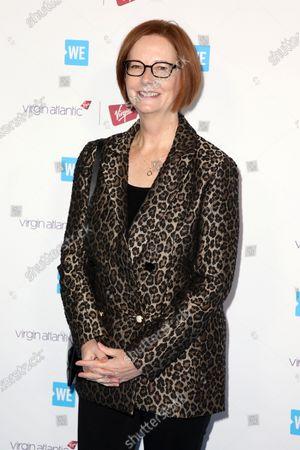 Stock Photo of Julia Gillard