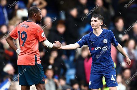 Editorial image of Chelsea v Everton, Premier League, Football, Stamford Bridge, London, UK - 08 Mar 2020