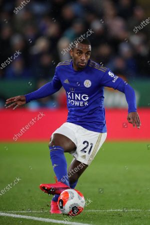 Editorial photo of Leicester City v Aston Villa, Premier League, Football, King Power Stadium, Leicester, UK - 09 Mar 2020