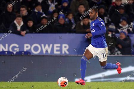 Ricardo Pereira of Leicester City