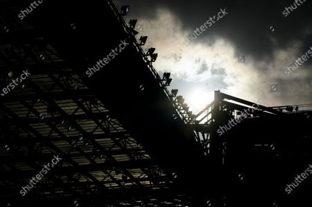 Stock Picture of A general view of the Sir Bobby Charlton stand