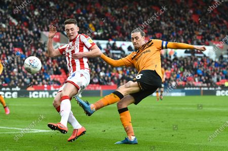 Editorial image of Stoke City v Hull City, EFL Sky Bet Championship, Football, Britannia Stadium, Stoke, UK - 07 Mar 2020