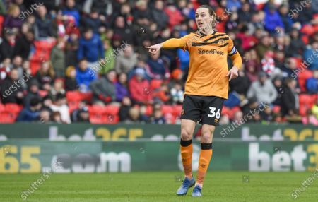Editorial photo of Stoke City v Hull City, EFL Sky Bet Championship, Football, Britannia Stadium, Stoke, UK - 07 Mar 2020