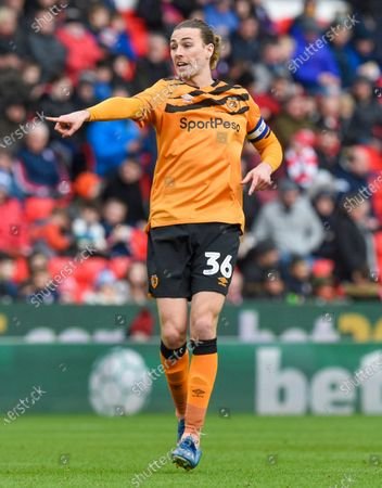 Stock Image of Jackson Irvine of Hull City