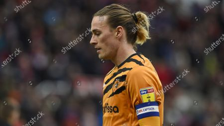 Stock Photo of Jackson Irvine of Hull City