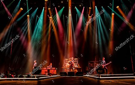 Editorial photo of The Stereophonics in concert, BIC Bournemouth, UK - 03 Mar 2020